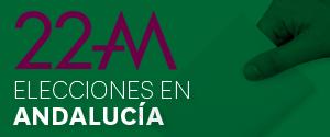 Elecciones en Andalucía 2105