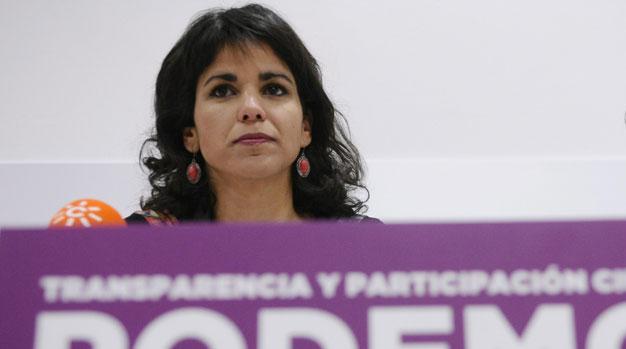 Teresa Rodríguez y la llave del gobierno andalu